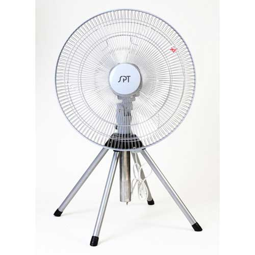 Sunpentown SF-1816 18 Inch Heavy Duty Fan