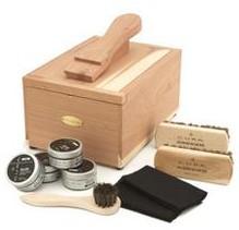 Woodlore 86111 Professional-Style Cedar Shoe Valet with Starter Kit II