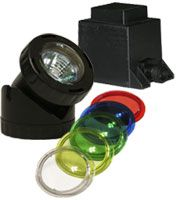 Alpine Corp PLM120T Power Beam 20 Watt with transformer 16FT Cord with color lenses with 20 FT extention