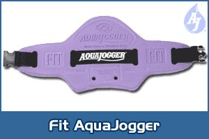 Aqua Jogger AP77 Fit for women  Purple AquaJogger