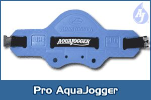 Aqua Jogger AP48 Pro Plus belt Blue AquaJogger