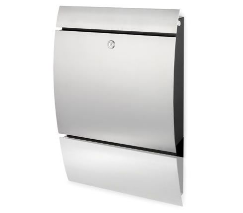 Blomus 65120 Stainless steel letter mail box