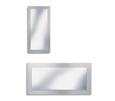 Blomus 66675 Stainless steel mirror 13.7 x 27.4 inch