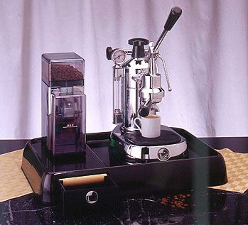 La Pavoni Display Base Fits PL-16 and all lever models - PB