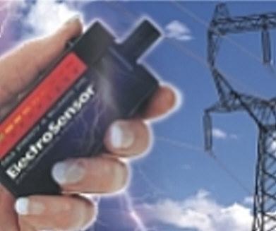 Sonic Technology Es9000 Electrosensor Electromagnetic Field Detector