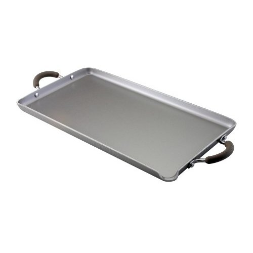 Farberware 20835 18 x 10 Inch Double Burner Griddle