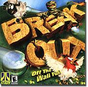 InfoGrames 04-22248TC BreakOut - Off the Wall Fun!