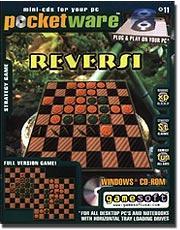 PocketWare 581849 Reversi Cool Compact Mini-CD