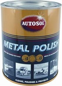 Autosol 1100 750ml Metal Polish 1kg Can - Case of 6