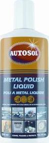 Autosol 1210 250ml Metal Polish Liquid - Case of 12