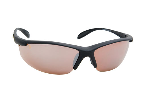 Coppermax 3661DM Avalon Semi-Rimless Sunglasses - Matte Black