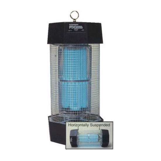 Flowtron FC-8800 Commercial Fly Control Indoor/Outdoor. 3-40 watt bulbs