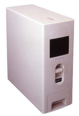 Sunpentown SC-10  Rice Dispenser - 22lbs capacity