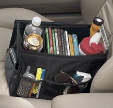 Talus Highroad CARGANIZERBLK CARGANIZERBLK compact front seat organizer