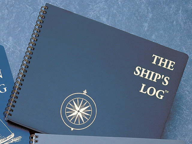 Boating Log Books