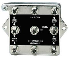 Channel Plus 2538 8-Way Bi-Directional Splitter / Combiner