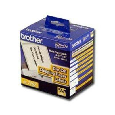 Brother International SHIPPING LABEL DK1202