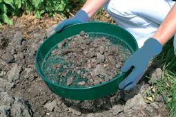 Bosmere N485 0.5 Inch Mesh Garden Sieve