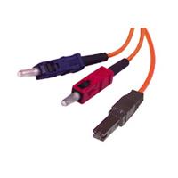 Cables To Go 33145 1m MULTIMODE MTRJ-SC DUPLEX PATCH CABLE