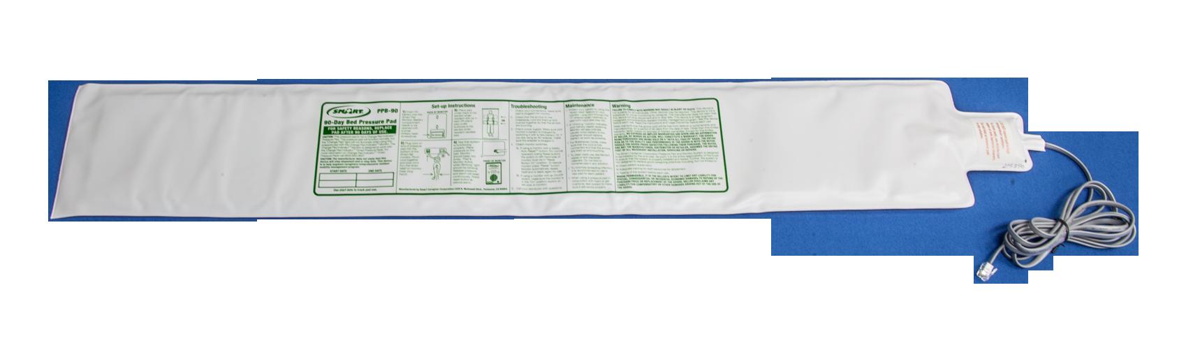 Smart Caregiver  PPB-90 Bed Pressure Pad 5 x 30 Inch - Straight Cord