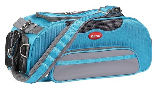 Teafco Argo AC50638L Aero-Pet Carrier - Airline Approved - Large - Blue