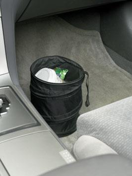 Talus High Road HR-TS-P1005BLK Pop-Up Litterbag
