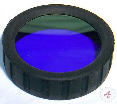 AE Light PL/Blue Lens Blue Lens 430 - 460 nm Compatibility with  PL & AEX