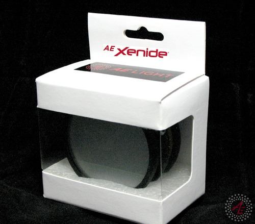 AE Light AEX/Filter-DIA Xenide Filter Set - Diffuser  IR850  Amber Compatibility with  AEX