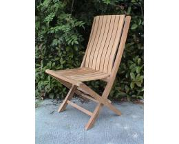 Anderson Teak CHF-301 Comfort Folding Chair