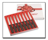 Chefs Secret 8pc Steak Knife Set CTCS8