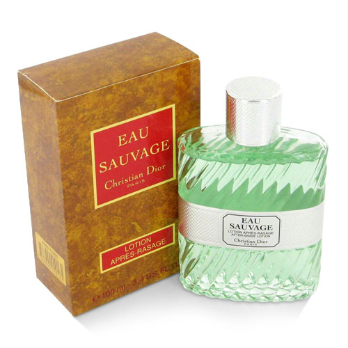 EAU SAUVAGE by Christian Dior After Shave 3.4 oz