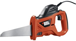BLACK & DECKER PHS550B Powered Handsaw with Bag