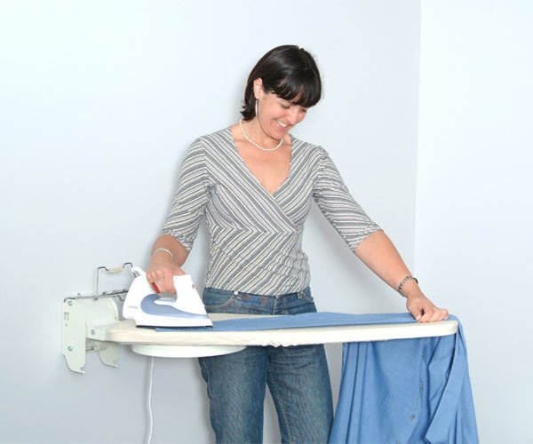 Creative Homewares OSUM-01 Compact Ironing Center