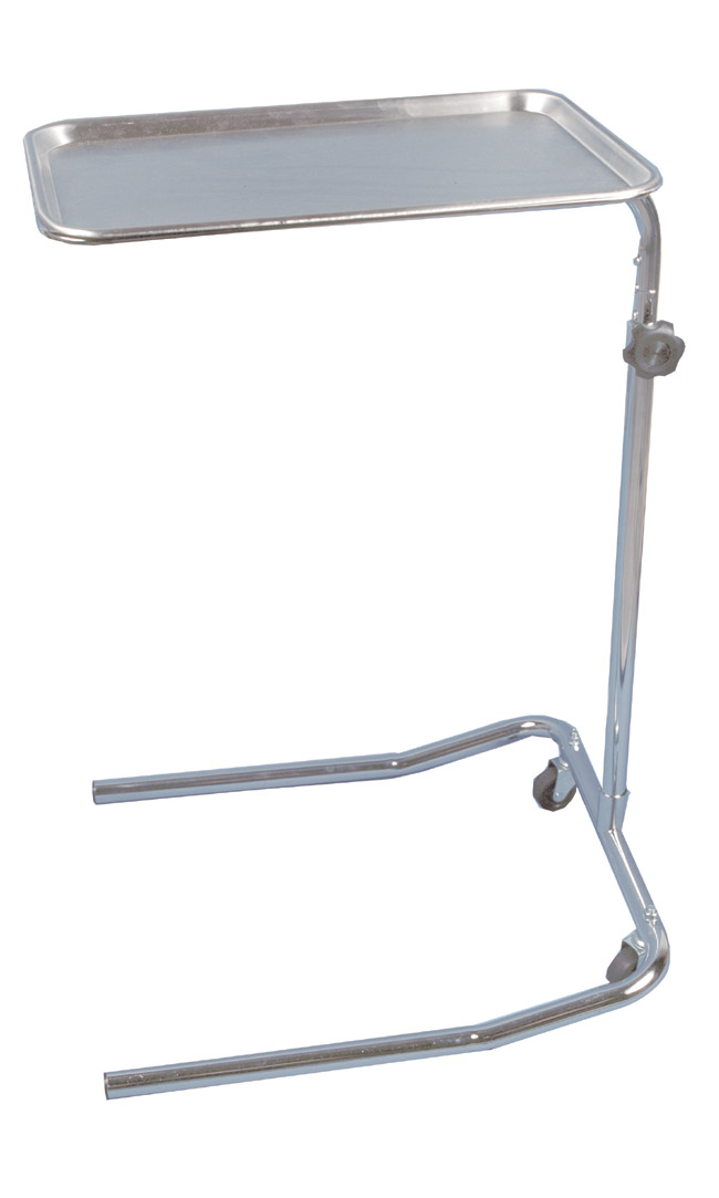 Drive Medical 13035 Mayo-Instrument Stand Single Post