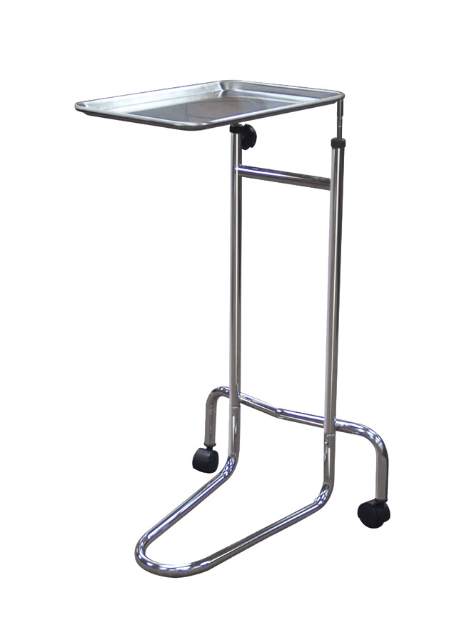 Drive Medical 13045 Mayo-Instrument Stand Double Post