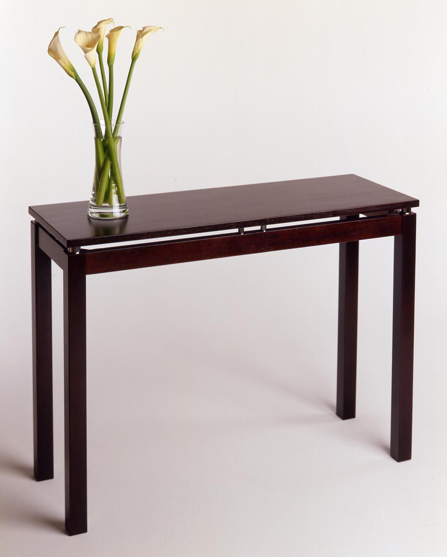 Winsome 92730 Espresso Beechwood TABLE HALL