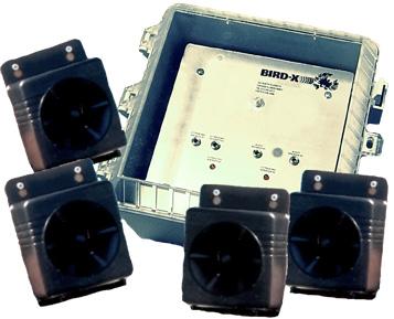 Bird-X USX Ultrason-X Ultrasonic Bird Repeller