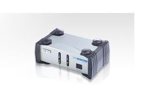 ATEN VS261 2-Port DVI Video Switch with Audio