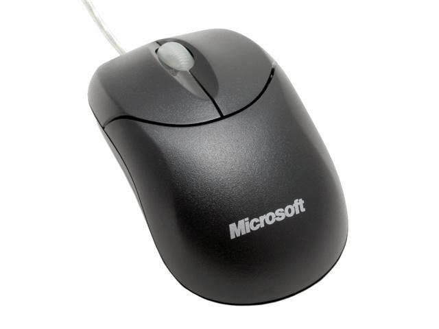 MICROSOFT CompactOptMse500USBEngNAHdwrNAOnlyBlack U81-00009