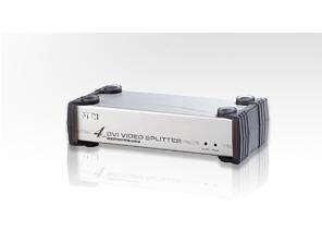 Aten VS164 DC 5.3V - 4 Port DVI Video Splitter