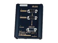 Aten 2 Port Video Splitter W/120V Vs201
