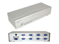 Aten 8 Port Video Splitter W/120V Vs98A