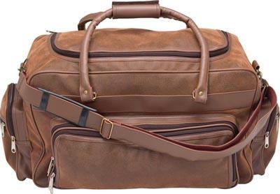 "Embassy LUPVTOT Embassy Brown 24"" Fashion Tote Bag"