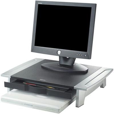 Fellowes 8031101 Monitor Riser Supports 21� Monitors