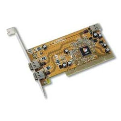 Siig 3-port 2 ext. & 1int.FireWire NN-440012-S8