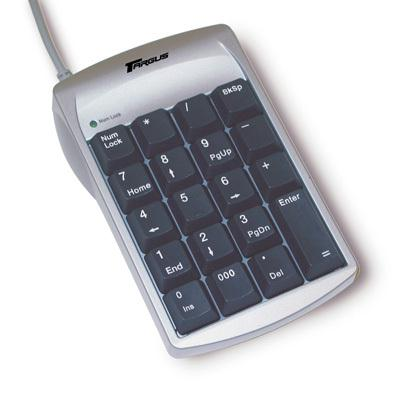 Targus USB Ultra Mini Keypad PAUK10U