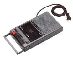 Hamilton Electronics- Vcom Hecha802 Cassette Recorder