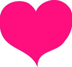 Creative Teaching Press Ctp4957 Calendar Cut-Outs Heart 31 Pack 3