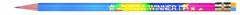 J.R. Moon Pencil Co. Jrm7936B Pencils Im A Winner! 12 Pack