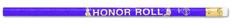 J.R. Moon Pencil Co. Jrm8025B Pencils Honor Roll Glitz 12 Pack